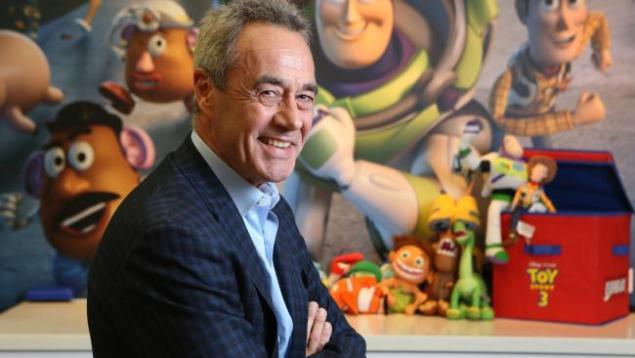 Pixar Jim Morris