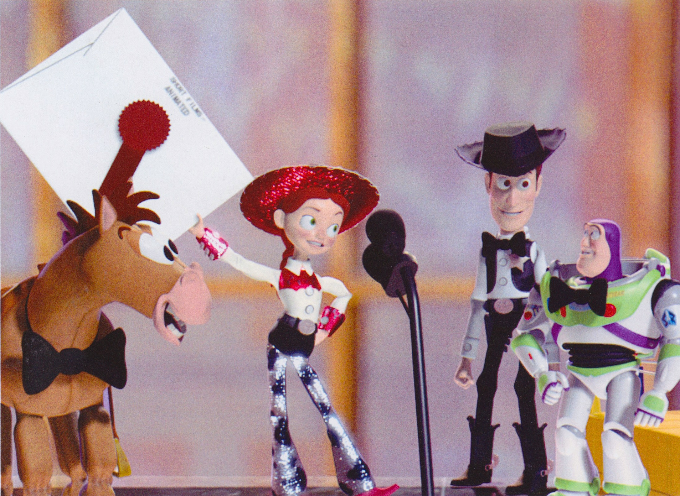 Image result for toy story oscars