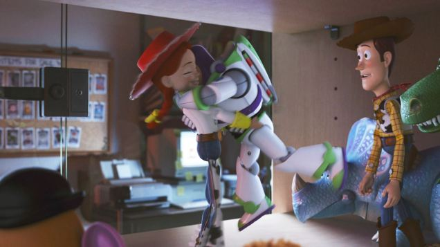 Toy Story of Terror Hug