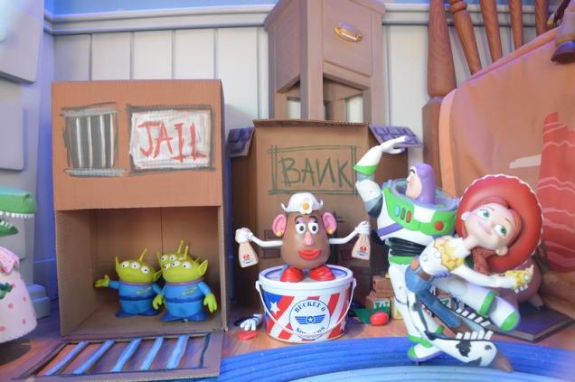 Disneyland Window
