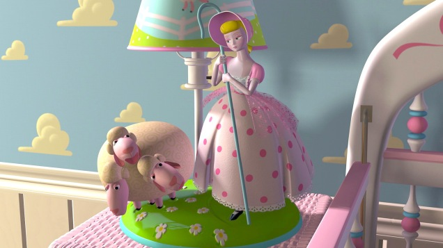 Toy Story 4 Is Bo Peep Getting A New Look